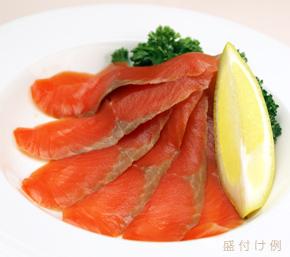 おつまみにも!スモークサーモンでおしゃれな料理の作り方5選!のサムネイル画像