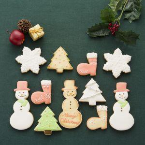 クリスマスケーキの醍醐味の飾りつけ♡いろんな飾りつけ方がありますのサムネイル画像