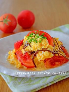 相性抜群!バリエーション豊かな、トマトと卵の簡単レシピ5選!のサムネイル画像