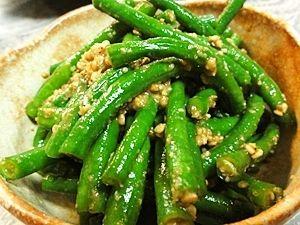 """""""ささげ""""って健康にいい食材なんですよ!ささげレシピ5選!のサムネイル画像"""