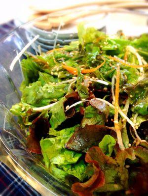バクバク食べれちゃうチョレギサラダ!簡単レシピをご紹介!のサムネイル画像
