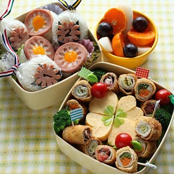 これで決まり!みんなに自慢したくなっちゃう運動会のお弁当レシピ集のサムネイル画像