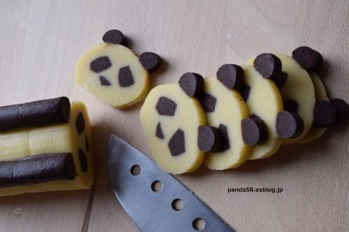 食べるのがもったいない♡金太郎飴風アイスボックスクッキーの作り方のサムネイル画像