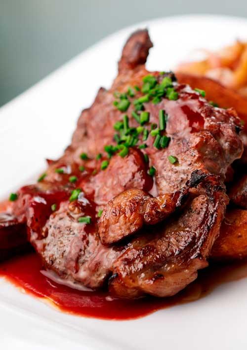 肉好き集まれ!柔らかジューシー!!肉汁溢れだす豚肉ブロックレシピ♪のサムネイル画像