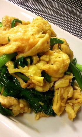 栄養価も高めの食材。ニラ・卵で美味しいレシピをご紹介します♪のサムネイル画像
