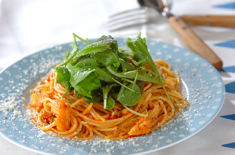 本格的イタリアンパスタ!トマトパスタの人気レシピ教えちゃいます♪のサムネイル画像
