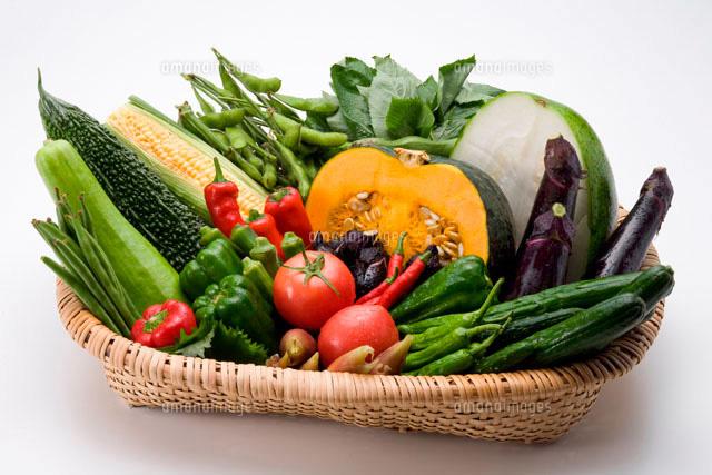 暑い夏にスタミナをつけるレシピ!夏野菜を使った人気レシピをご紹介のサムネイル画像