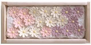 美しい和菓子。ほろっととろけるやさしい味・・・落雁の作り方のサムネイル画像