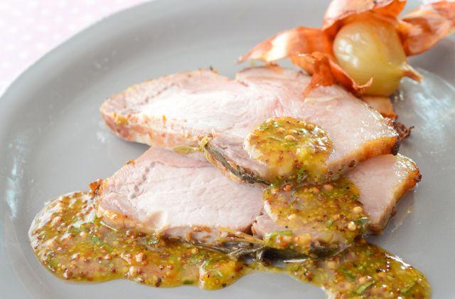 レストランの味を家庭で再現♪ローストポークのソースレシピ7選のサムネイル画像