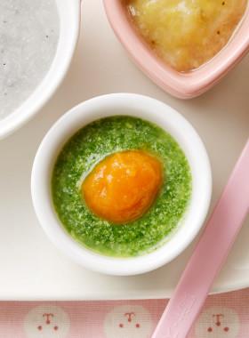 野菜好きにな子どもにしたいママ必見!野菜の離乳食レシピまとめのサムネイル画像