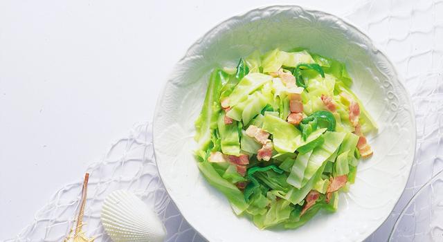 キャベツと使った絶品!美味しいサラダのおすすめレシピ5選のサムネイル画像