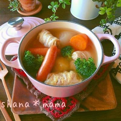 ポトフで春野菜をたっぷり食べよう!ボリューム満点の厳選レシピ5選のサムネイル画像
