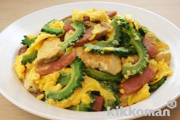 夏にぴったり!沖縄料理ゴーヤチャンプルのおいしいレシピ5選のサムネイル画像