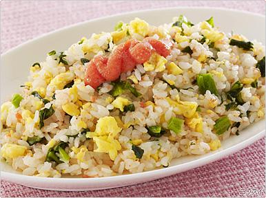 チャーハンは高菜が美味しい 子供にも人気高菜チャーハンレシピ5選のサムネイル画像