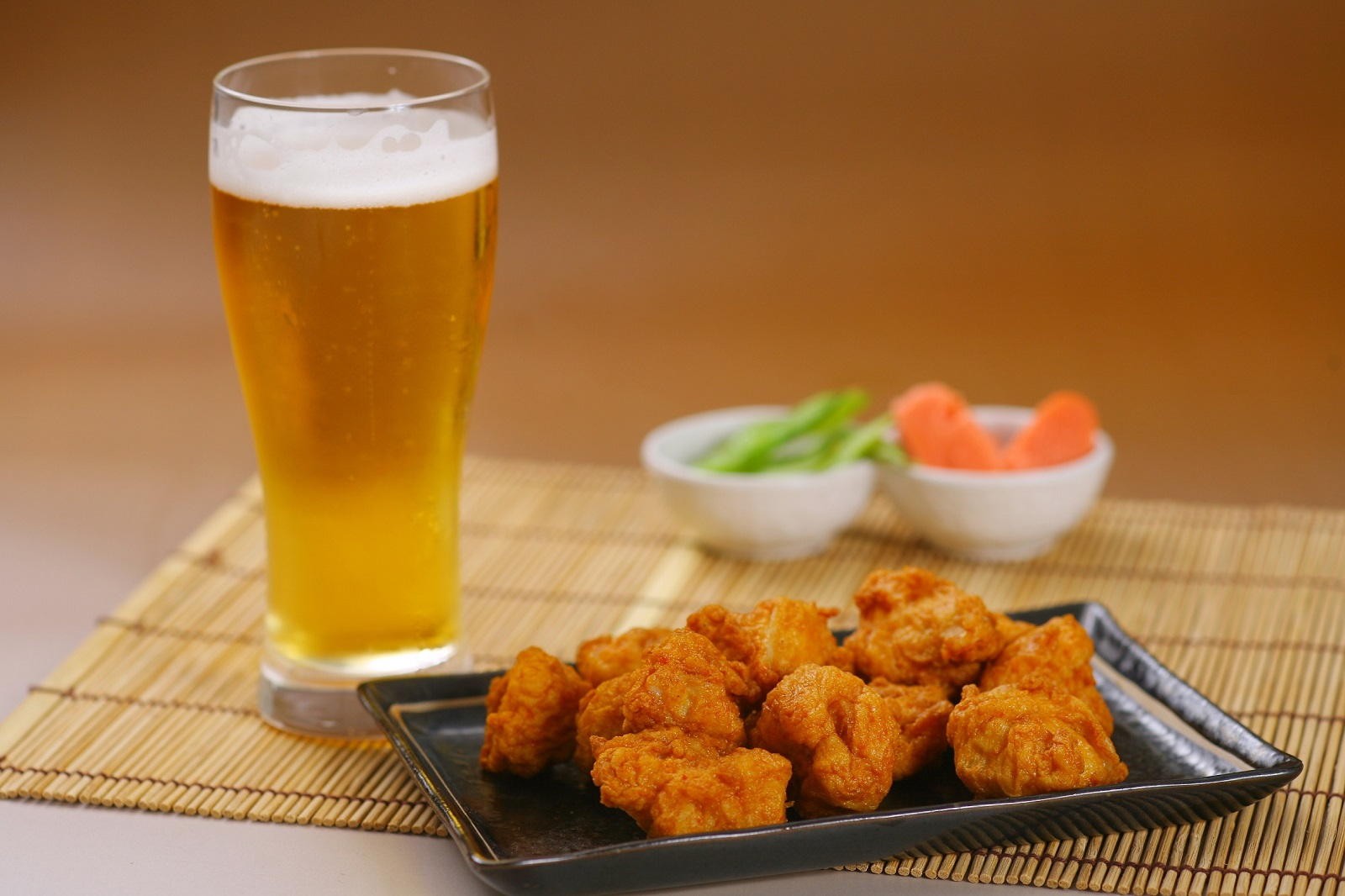 ビール合うのは枝豆だけじゃない!美味しいおつまみレシピ5選のサムネイル画像