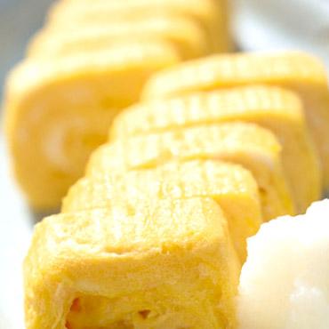 お弁当に使えるアイデア満載!!今すぐマネしたい人気卵焼きレシピ♪のサムネイル画像