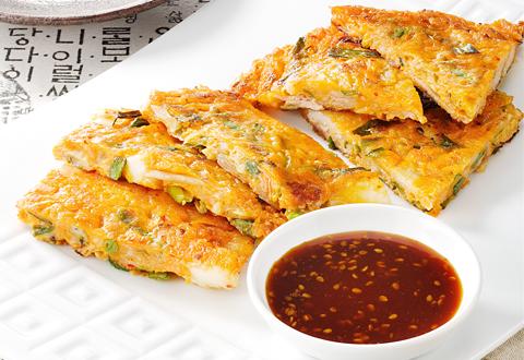 カリカリもちもちがとっても美味しい!チヂミのレシピまとめ☆のサムネイル画像