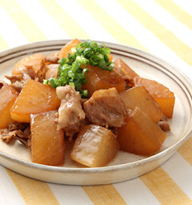 簡単おいしい家庭料理の定番 絶品豚バラ大根の簡単レシピ5選のサムネイル画像