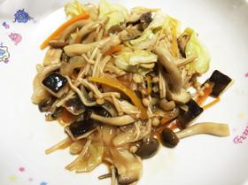 食物繊維たっぷり!しめじとえのきを使ったおすすめレシピ5選!!のサムネイル画像