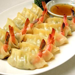 プリプリ食感の海老が美味しい☆海老餃子のおすすめレシピ集のサムネイル画像