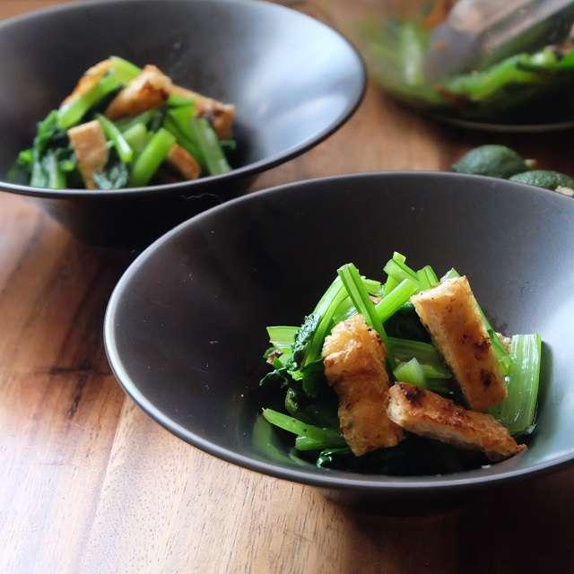 小松菜で彩りいい綺麗なお弁当に♪簡単&時短レシピ5つ紹介!のサムネイル画像