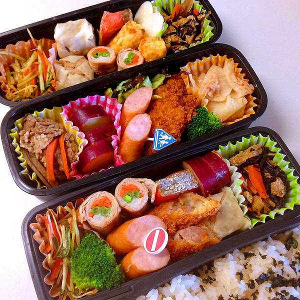糖質制限!ご飯や麺類抜きのヘルシーで簡単な糖質制限のお弁当!のサムネイル画像