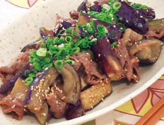 ご飯のお供におすすめ!!なすと牛肉を使った絶品おかずレシピ4選のサムネイル画像