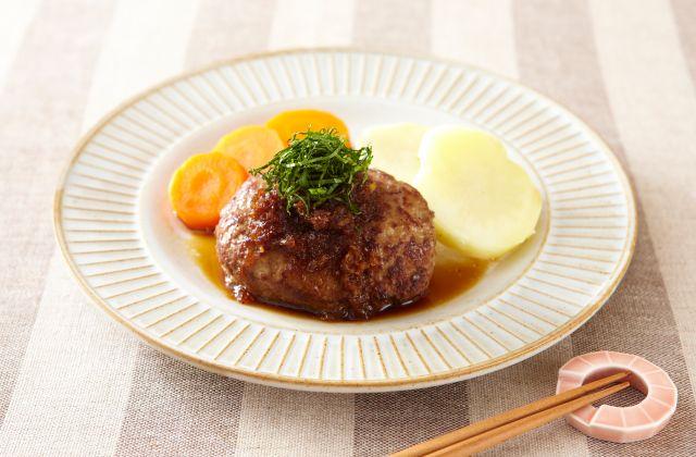 さっぱり美味しい!和風ハンバーグのおすすめレシピと作り方♪のサムネイル画像