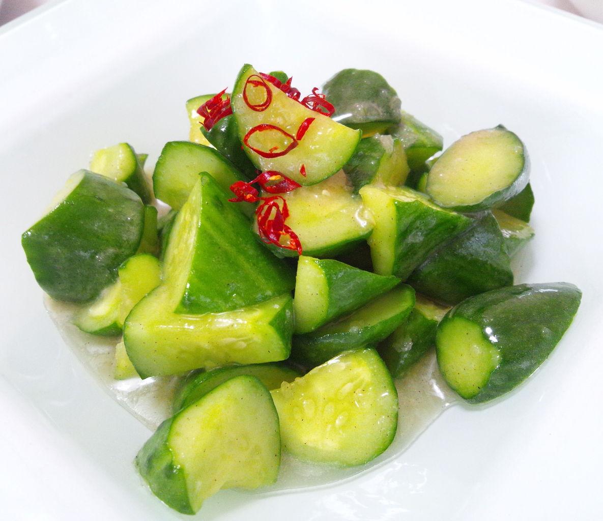 きゅうりde中華Cooking♪爽やかな食感を活かした中華風noお総菜♪のサムネイル画像