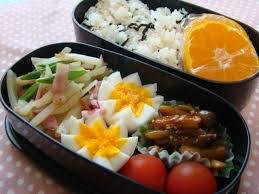 お弁当の空きスペースに便利♪ゆで卵をお弁当に入れたい!!のサムネイル画像