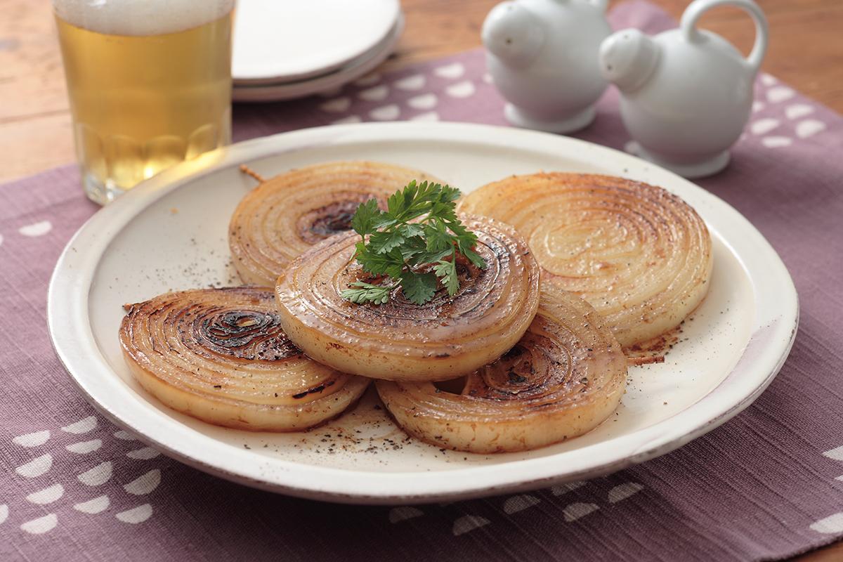 玉ねぎを使った簡単でおいしいおつまみをご紹介いたします!のサムネイル画像