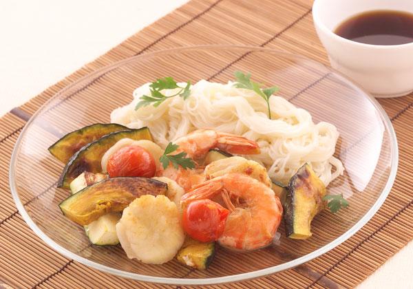 夏はすぐそこ!夏にぴったりのさっぱりレシピをご紹介します!!のサムネイル画像