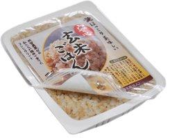 レトルト玄米って何?栄養素とお手軽なレトルト玄米活用レシピ(^^♪のサムネイル画像