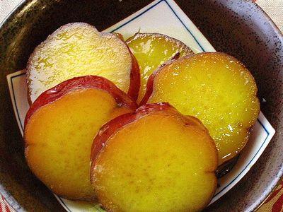 ホクホクと心がほっとする味☆さつまいもの甘露煮おすすめレシピのサムネイル画像