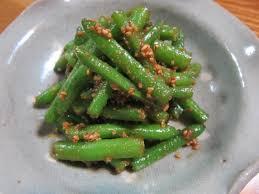 ミネラル・食物繊維豊富ないんげんを使った美味しいレシピをご紹介!のサムネイル画像
