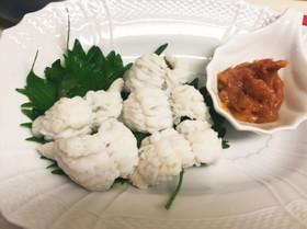 獰猛で食べにくい鱧も人間の知恵で!鱧の湯引きとアレンジレシピのサムネイル画像