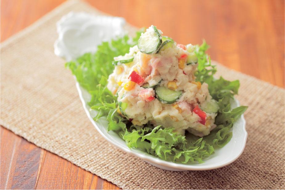 隠し味はお酢!絶品ポテトサラダのレシピをご紹介します♪♪のサムネイル画像