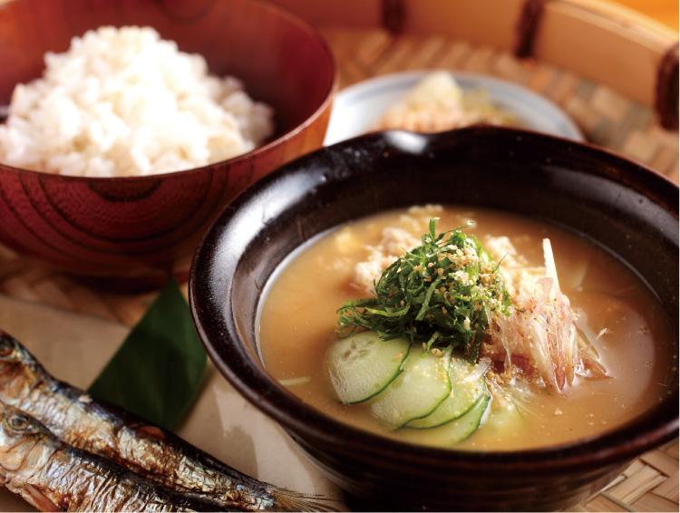 食べたい時に作ってみよう!宮崎の郷土料理「冷汁」の簡単レシピ5選のサムネイル画像