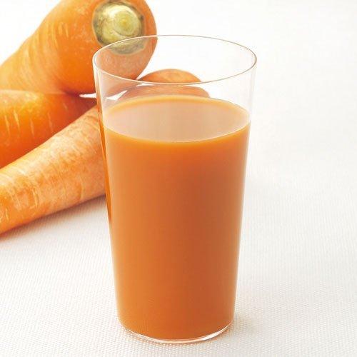 にんじんジュース飲んでますか?美味しく食べて健康になりましょう♪のサムネイル画像