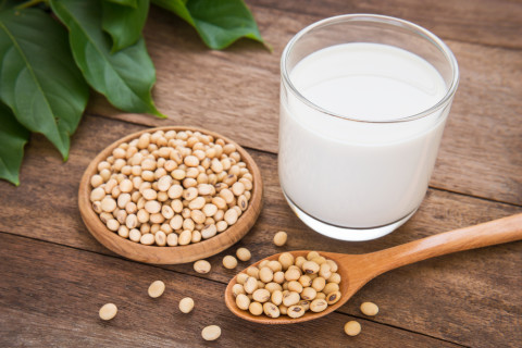 豆乳を美味しく飲みたい方必見!美味しい豆乳ドリンクレシピ10選♪のサムネイル画像