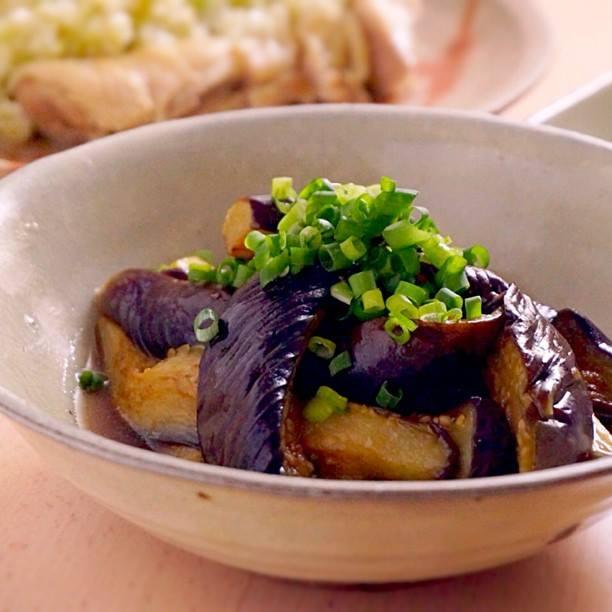 これからの季節にピッタリ♪とろ~りなすの揚げ浸しのおすすめレシピのサムネイル画像