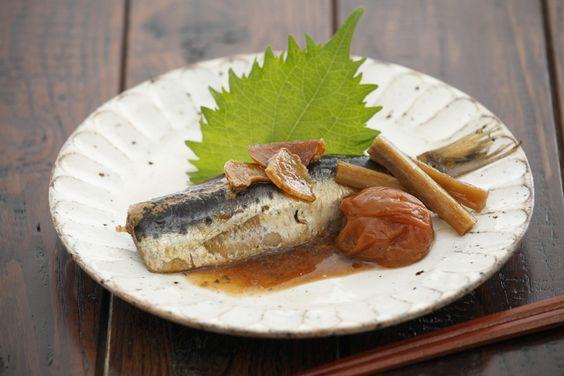 お酒の肴に!ご飯のおかずに!美味しい「いわしの梅煮」の作り方のサムネイル画像