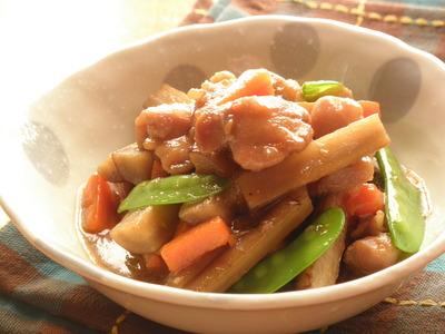 美容と健康に!お弁当にも使える甘辛いごぼうの煮物のレシピ5選のサムネイル画像