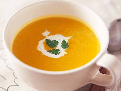 あったか~い!寒い冬にぴったりの簡単かぼちゃのスープレシピ5選!のサムネイル画像