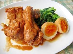 手羽元と卵でいろいろな煮物を作りましょう♪レシピをご紹介!のサムネイル画像