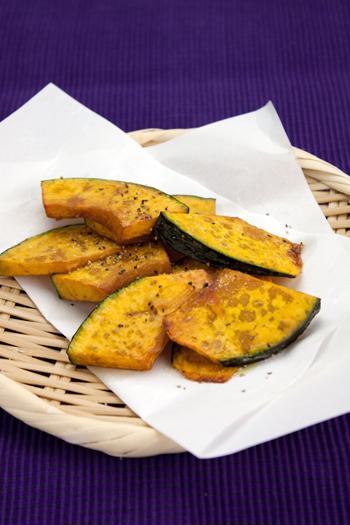 かぼちゃは素揚げで食べたい!素揚げかぼちゃを美味しく料理しようのサムネイル画像