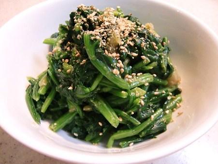 様々な野菜を使った胡麻和えのレシピをご紹介!胡麻和えレシピ5選のサムネイル画像