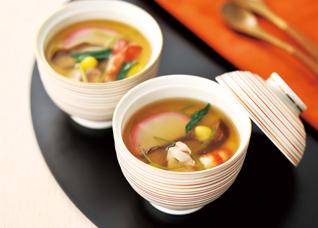 これで完璧!失敗知らず♫みんなに自慢したい人気の茶碗蒸しレシピ集のサムネイル画像