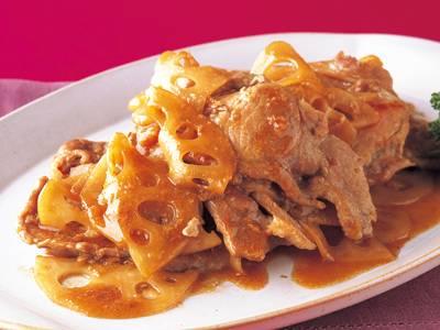 栄養満点!!お弁当にも使えるレンコンを使った人気レシピ5選!!のサムネイル画像