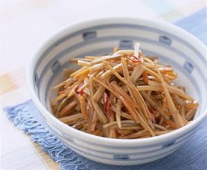 食物繊維たっぷりのごぼう!手軽で人気のレシピをご紹介します!のサムネイル画像
